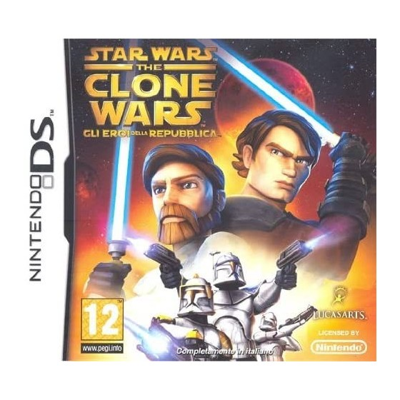 Star Wars The Clone Wars -...