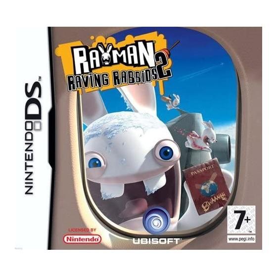 Rayman Raving Rabbids 2 -...