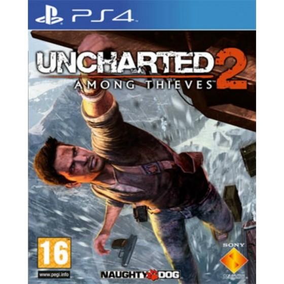 Uncharted 2: Il Covo Dei Ladri  - PS4