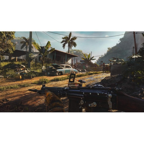 Far Cry 6 - PS4