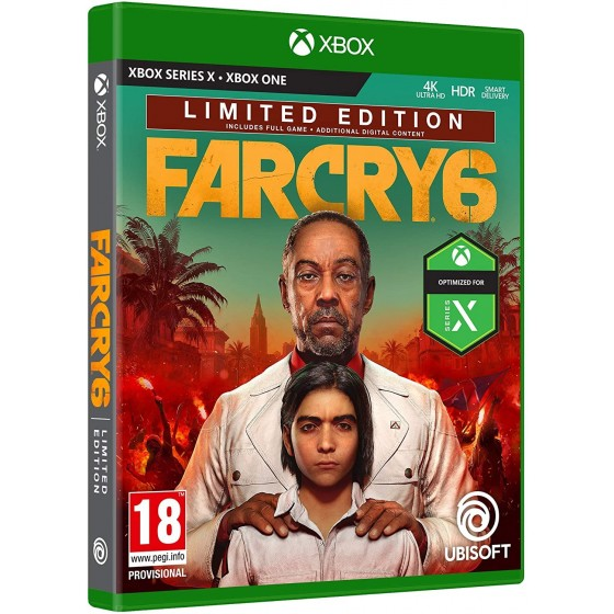 Far Cry 6 - Preorder Xbox One - The Gamebusters