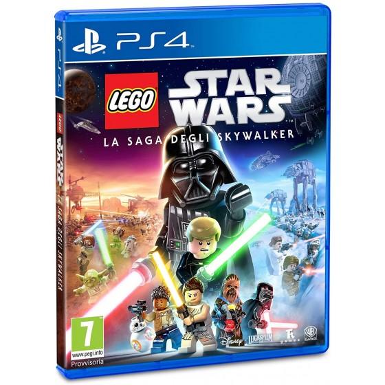 Lego Star Wars La Saga degli Skywalker - Preorder Ps4 - The Gamebusters