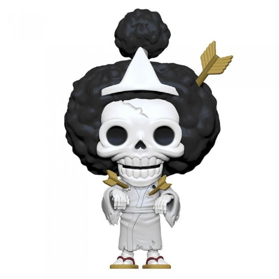 Funko Pop - One Piece - Brook - Pop Animation - The Gamebusters