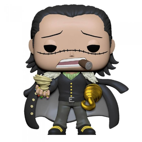 Funko Pop - One Piece - Crocodile - Pop Animation - The Gamebusters