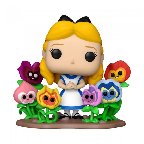 Funko Pop - Disney - Alice nel Paese delle Meraviglie 70th - Alice con fiori - the gamebusters