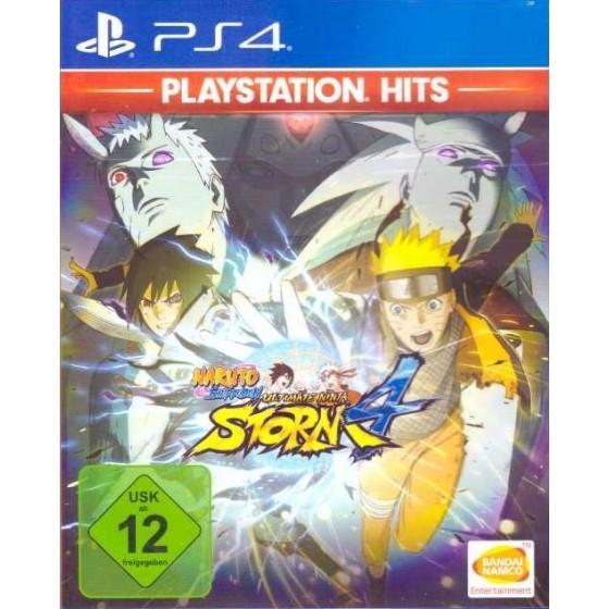 Naruto Shippuden: Ultimate Ninja Storm 4 - Playstation Hits - PS4 usato