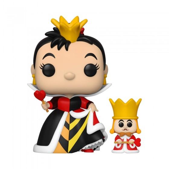 Funko Pop - Disney - Alice nel Paese delle Meraviglie 70th - Regina con Re