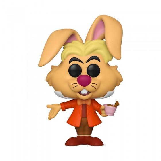 Funko Pop - Disney - Alice nel Paese delle Meraviglie 70th - Lepre Marzolina