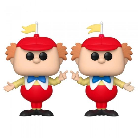 Funko Pop - Disney - Alice nel Paese delle Meraviglie 70Th - 2 pack Tweedle e Dee - The Gamebusters