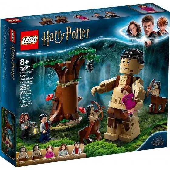 LEGO - Harry Potter - La foresta proibita l'incontro con la Umbridge - 75967