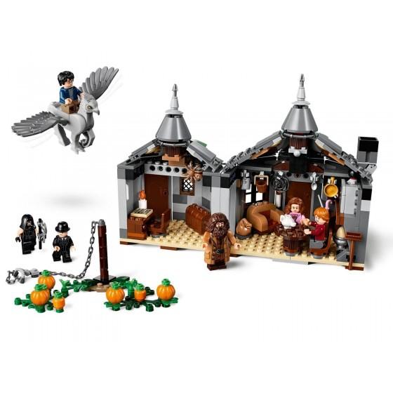 LEGO - Harry Potter - La Capanna di Hagrid il salvataggio di Fierobecco - 75947