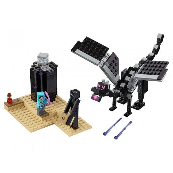 LEGO - Minecraft - La Battaglia dell'End - 21151