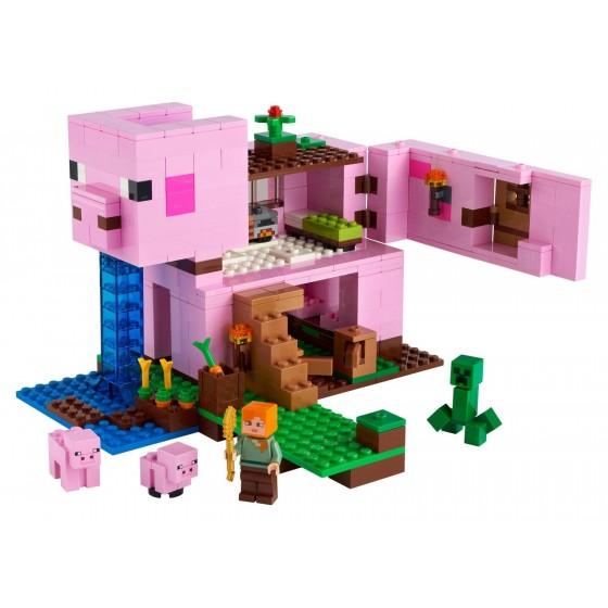 LEGO - Minecraft - La Pig House - 21170