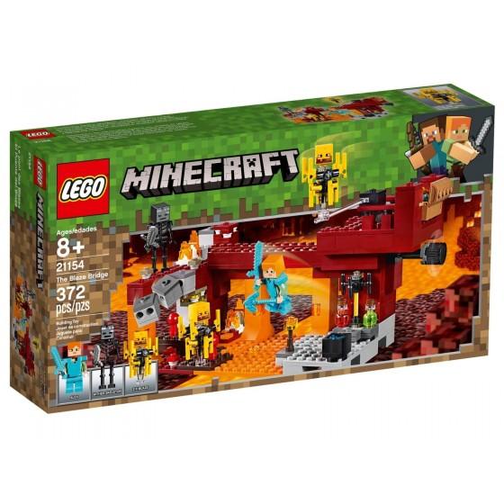 LEGO - Minecraft - Il Ponte del Blaze - 21154 - The Gamebusters