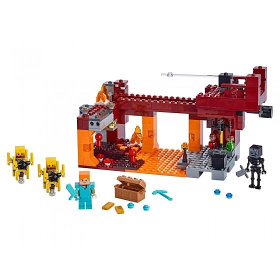 LEGO - Minecraft - Il Ponte del Blaze - 21154
