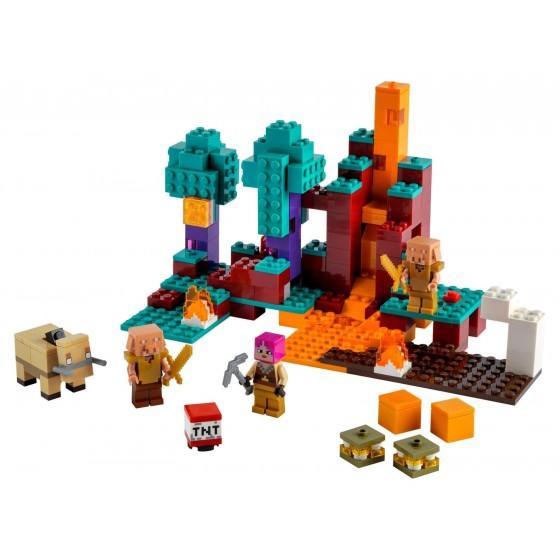 LEGO - Minecraft - La Warped Forest - 21168
