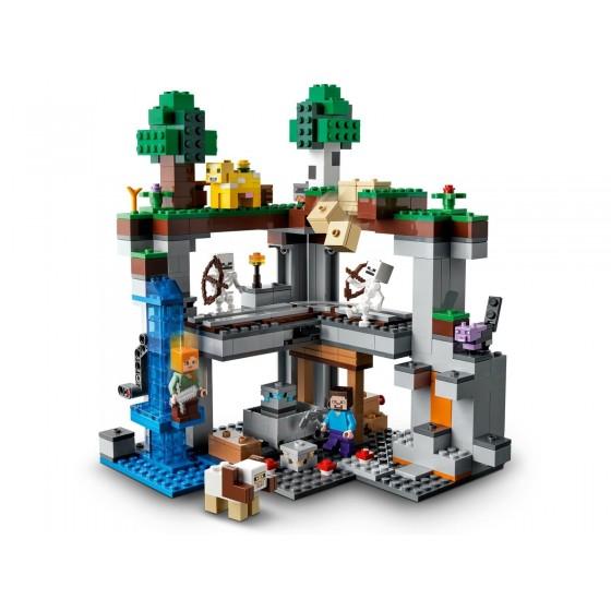 LEGO - Minecraft - La Prima Avventura - 21169