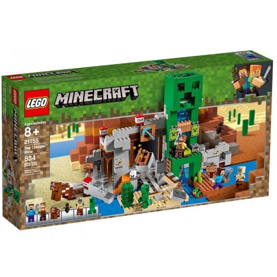 LEGO - Minecraft - La Miniera del Creeper - 21155