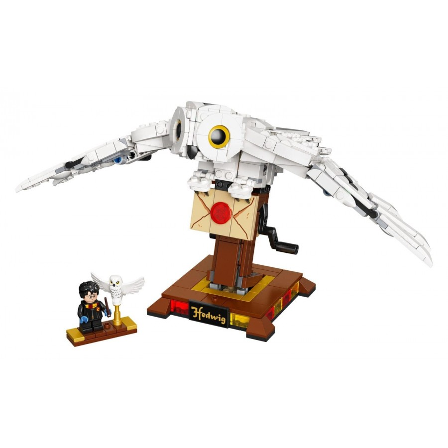 LEGO - Harry Potter - Edvige - 75979 - The Gamebusters 2