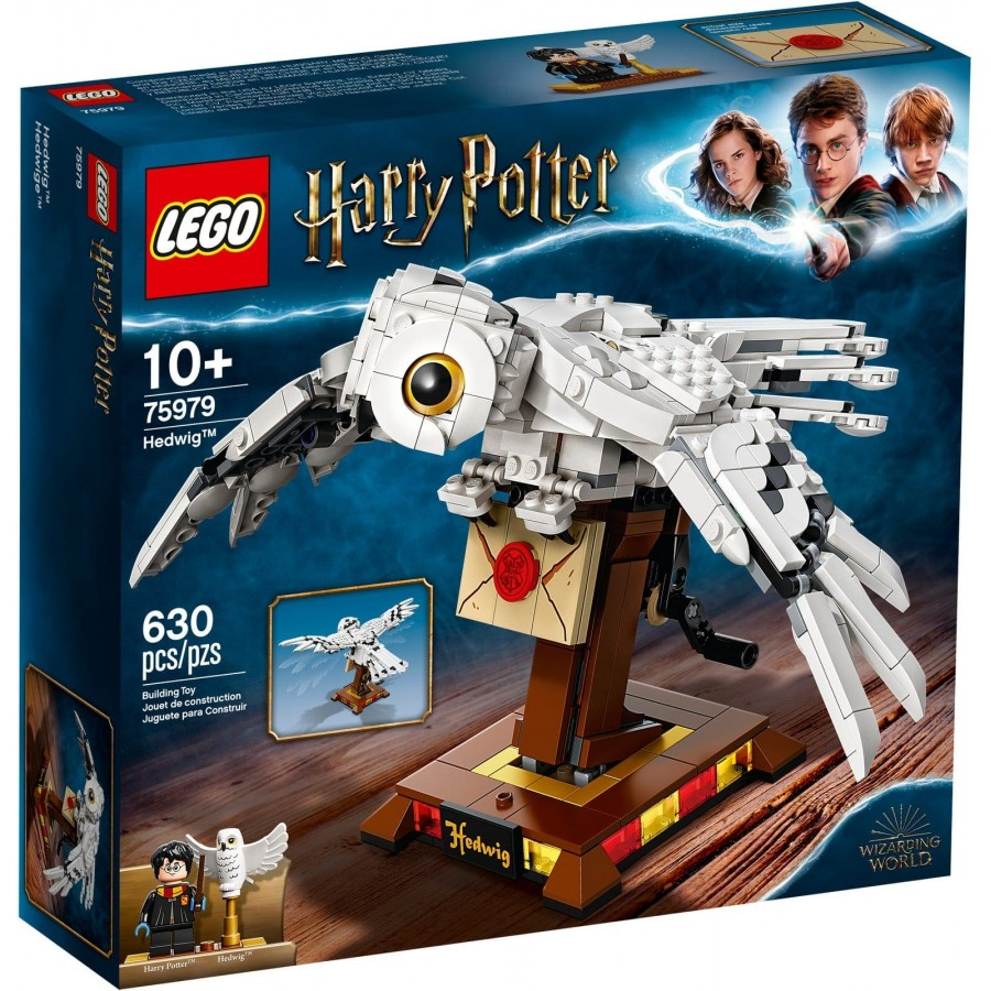 LEGO - Harry Potter - Edvige - 75979 - The Gamebusters 1