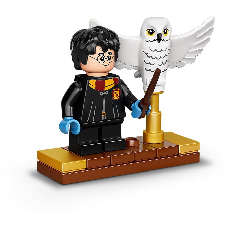 LEGO - Harry Potter - Edvige - 75979 - The Gamebusters 3