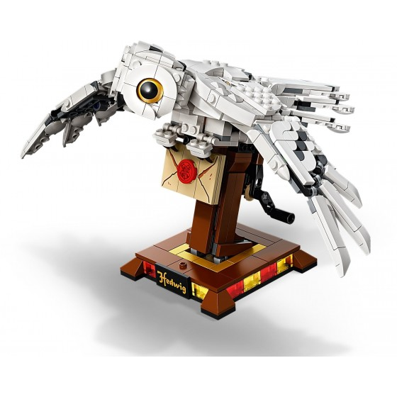 LEGO - Harry Potter - Edvige - 75979 - The Gamebusters 4