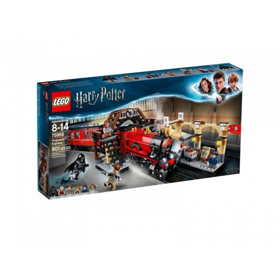 LEGO - Harry Potter - Hogwarts Express - 75955 - The Gamebusters 1
