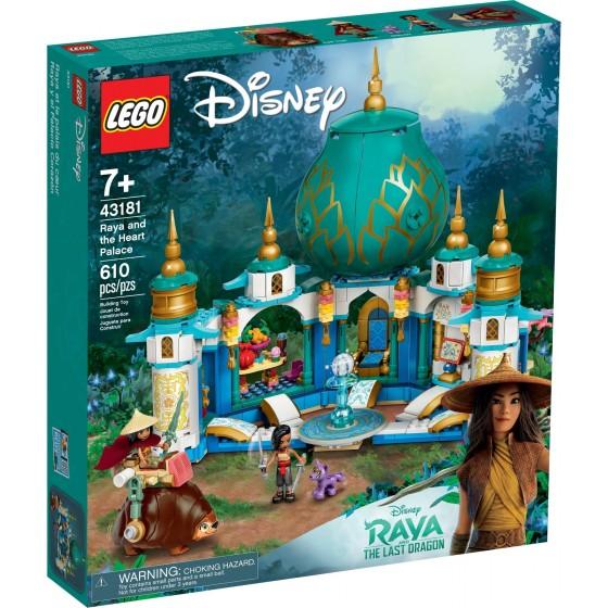 LEGO - Disney - Raya e il Palazzo del Cuore - 43181 - The Gamebusters 1
