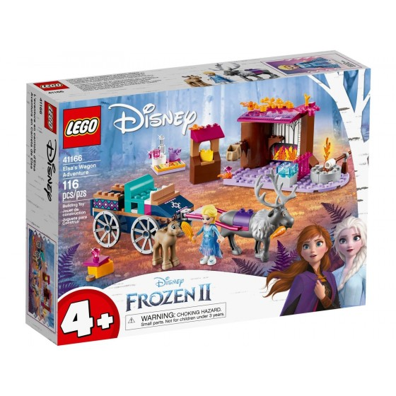 LEGO - Disney - L'avventura sul carro di Elsa - 41166 - The Gamebusters 1