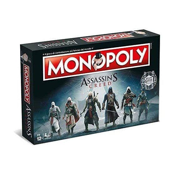 Hasbro Monopoly - Assassin's Creed - The Gamebusters 1