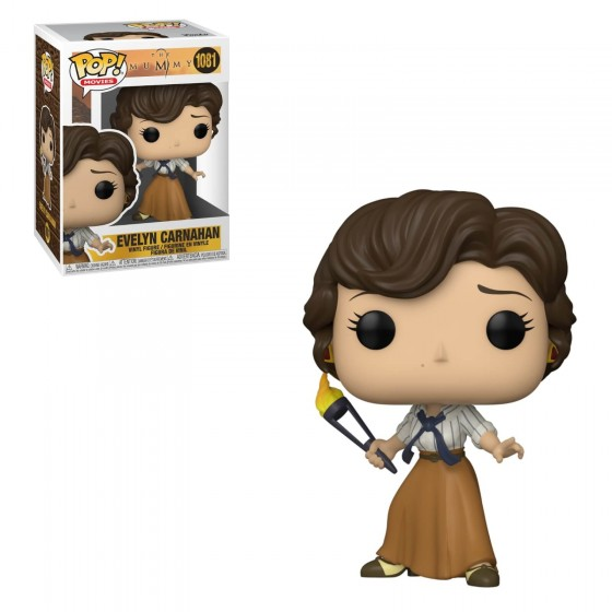 Funko Pop - La Mummia - Evelyn Carnahan - Pop Movies - The Gamebusters