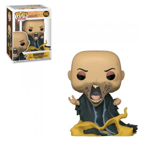 Funko Pop - La Mummia - Imhotep - Pop Movies - The Gamebusters