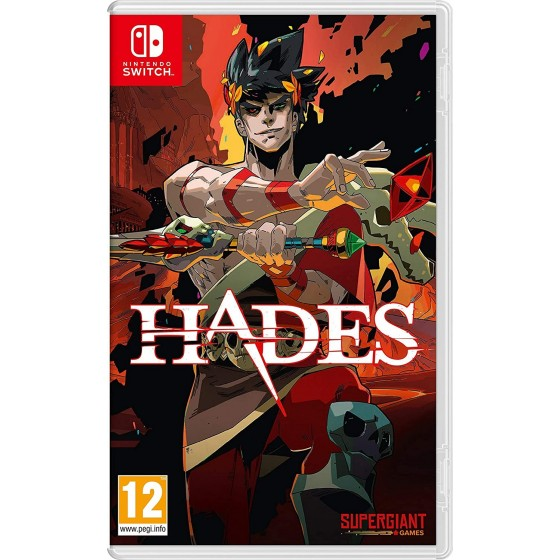 Hades - Switch - The Gamebusters