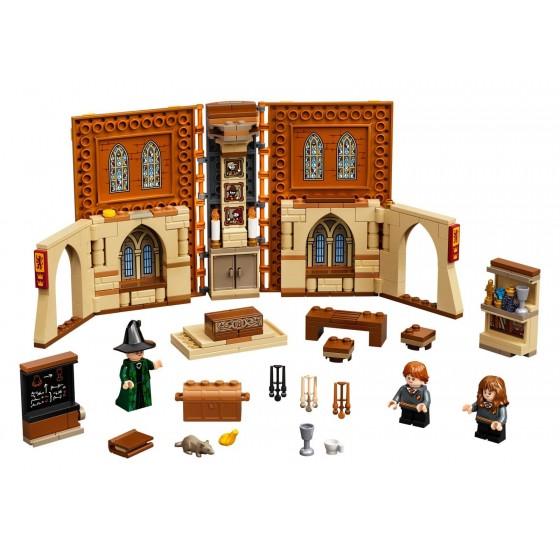 LEGO - Harry Potter - Lezione di trasfigurazione a Hogwarts - 76382