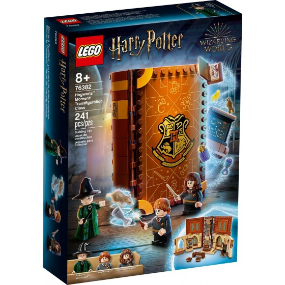 LEGO - Harry Potter - Lezione di trasfigurazione a Hogwarts - 76382 - The Gamebusters 1