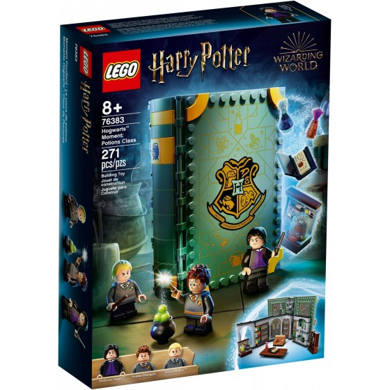 LEGO - Harry Potter - Lezione di pozioni a Hogwarts - 76383 - The Gamebusters 1