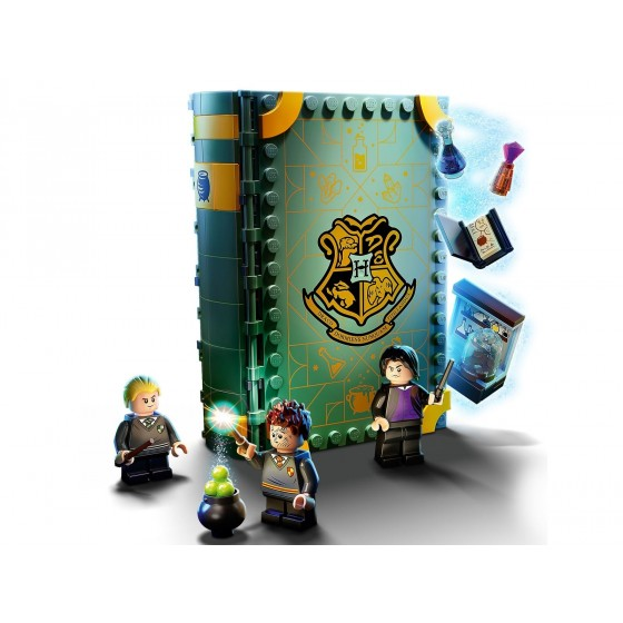LEGO - Harry Potter - Lezione di pozioni a Hogwarts - 76383