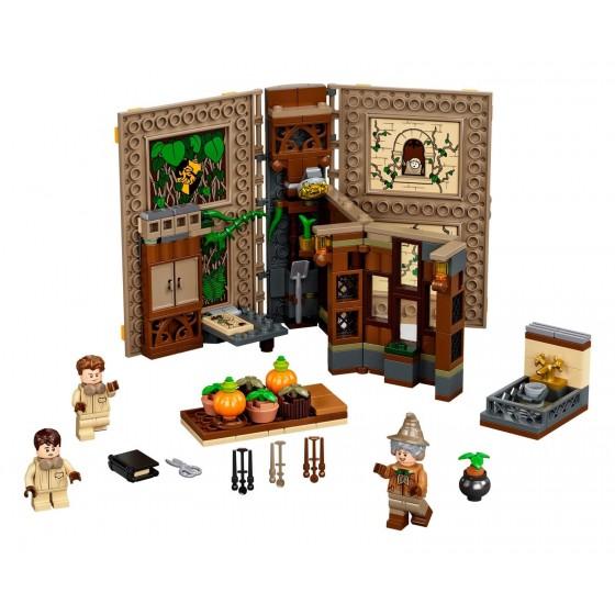 LEGO - Harry Potter - Lezione di erbologia a Hogwarts - 76384