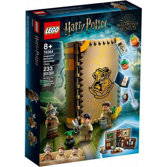 LEGO - Harry Potter - Lezione di erbologia a Hogwarts - 76384 - The Gamebusters 1