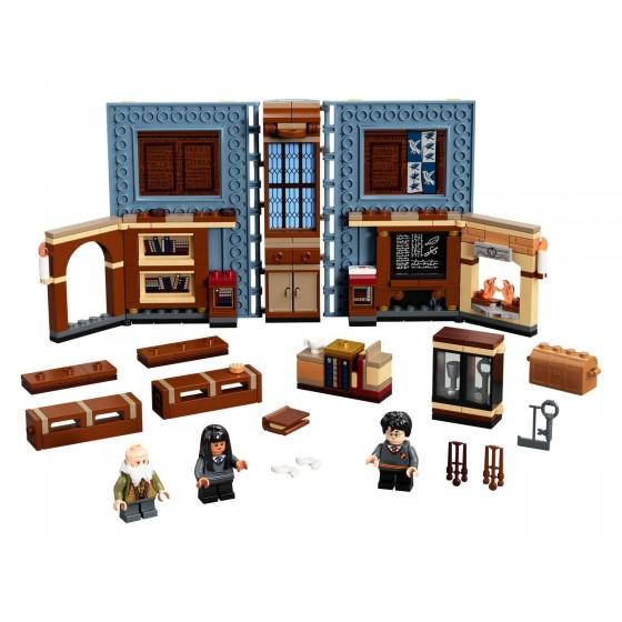 LEGO - Harry Potter - Lezione di incantesimi a Hogwarts - 76385