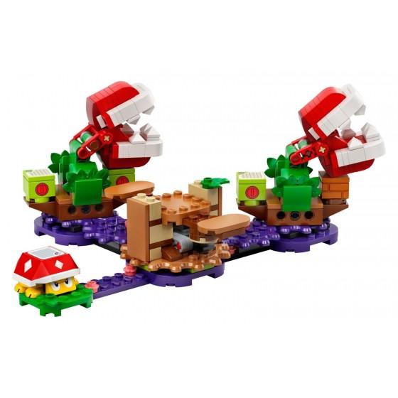 LEGO - Super Mario - Pianta Piranha Pack di espansione - 71382