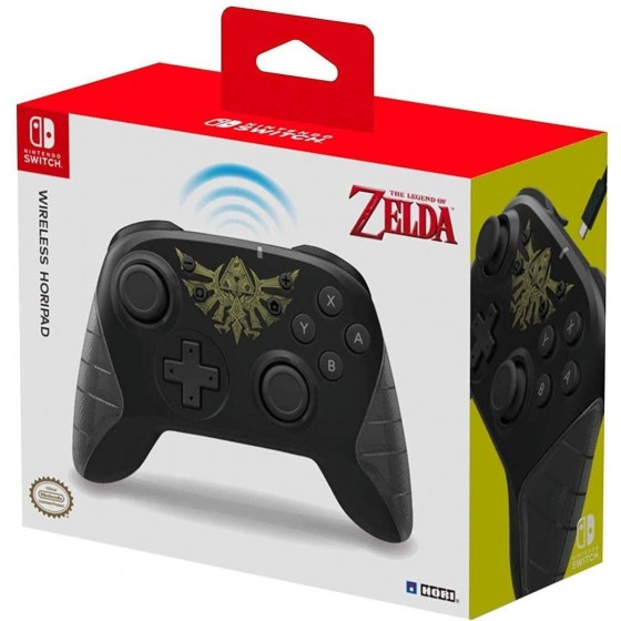 Controller Horipad Wireless - The Legend of Zelda - Nintendo Switch - The Gamebusters 1