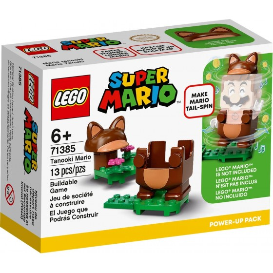 LEGO - Super Mario - Mario Tanuki Power Up Pack - 71385 - The Gamebusters 1