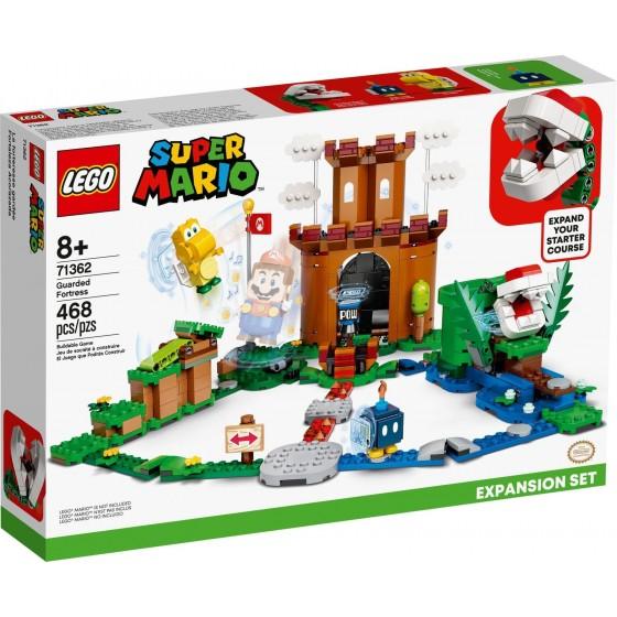 LEGO - Super Mario - Fortezza Sorvegliata Pack di Espansione - 71362 - The Gamebusters 1