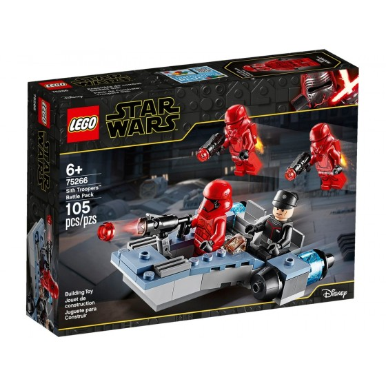 LEGO - Star Wars - Battle Pack Sith Troopers - 75266 - The Gamebusters 1