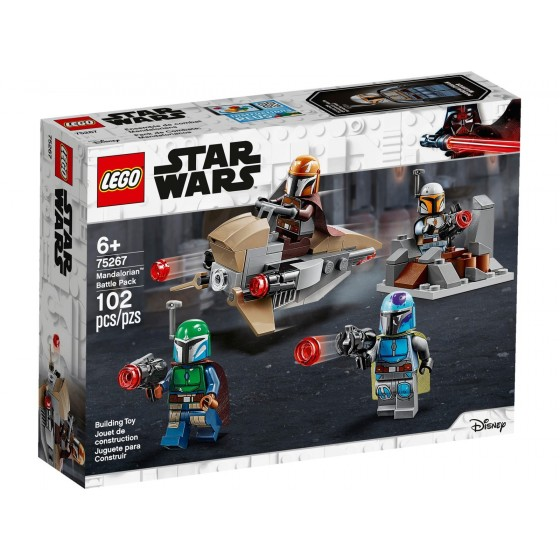 LEGO - Star Wars - Battle Pack Mandalorian - 75267 - The Gamebusters  1