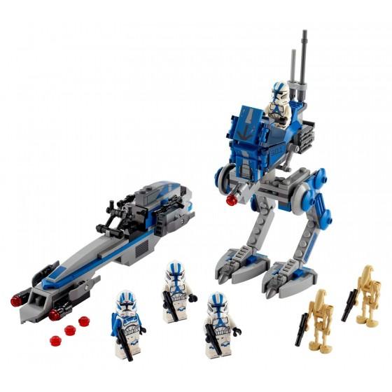 LEGO - Star Wars - Clone Trooper della Legione 501 - 75280