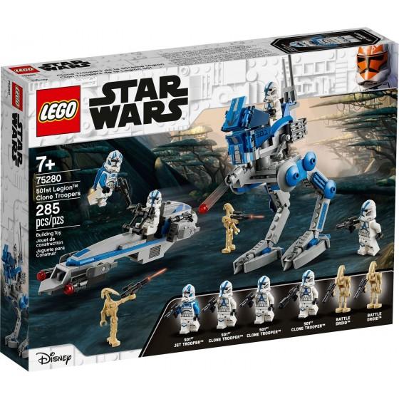 LEGO - Star Wars - Clone Trooper della Legione 501 - 75280 - The Gamebusters 1