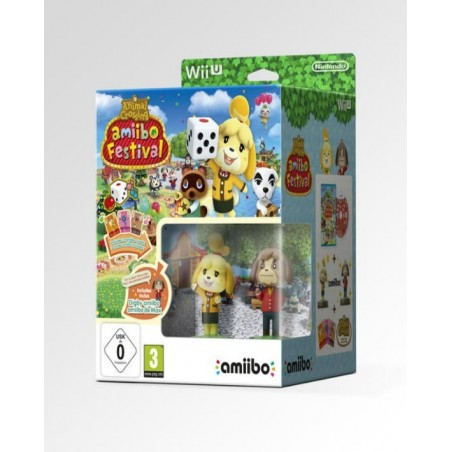 Animal Crossing Amiibo Festival Limited Edition