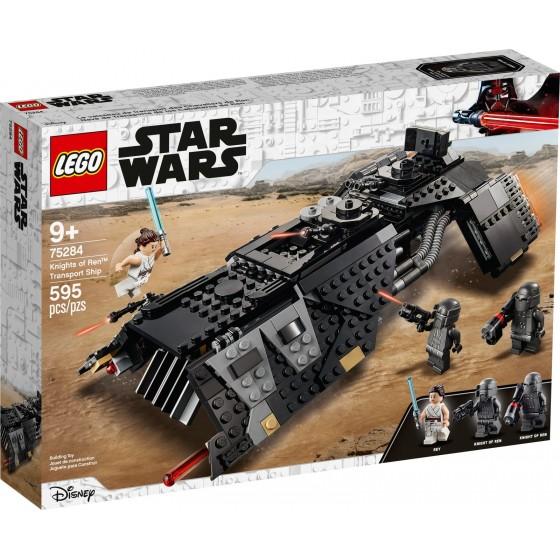 LEGO - Star Wars - Nave da trasporto dei Cavalieri di Ren - 75284 - The Gamebusters 1